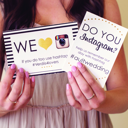 Social Media Weddings